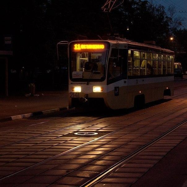 Десять самых необычных маршрутов наземного транспорта Москвы