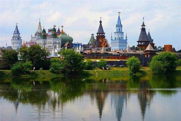 Восемь самых экологически чистых территорий Москвы