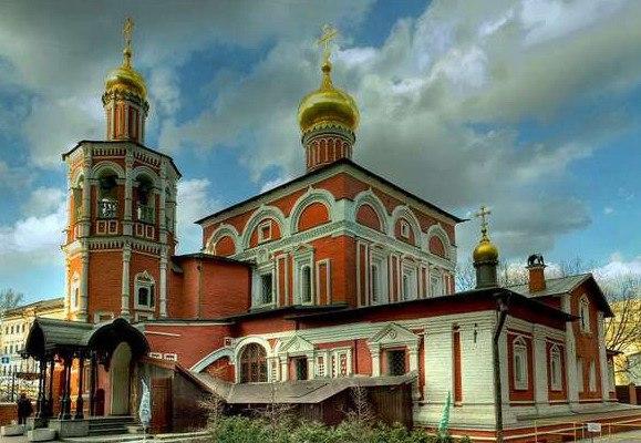 Двадцать самых популярных легенд о Москве