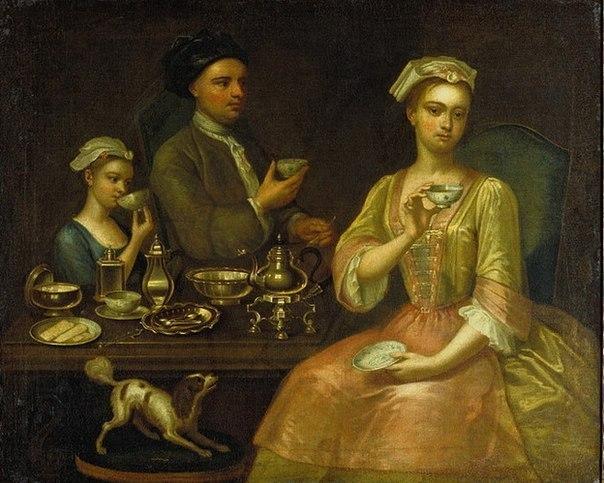 Десять фактов из истории чая