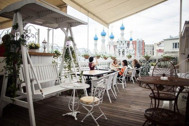 Одиннадцать московских ресторанов на крышах.