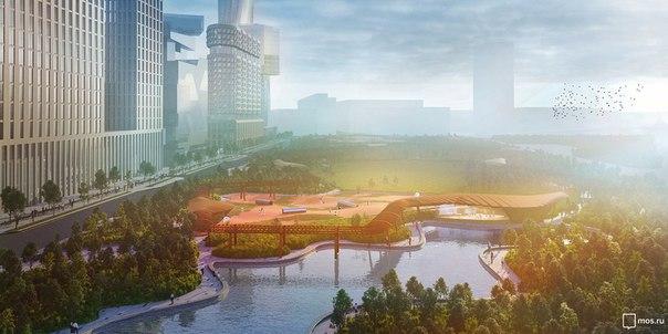 Парки, которые появятся в Москве