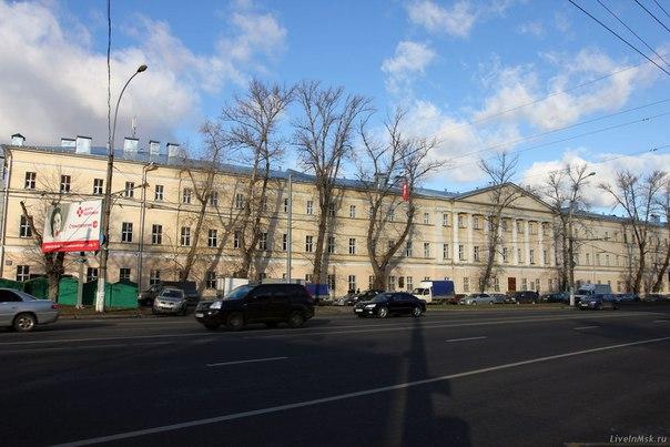 Военная Москва глазами очевидца