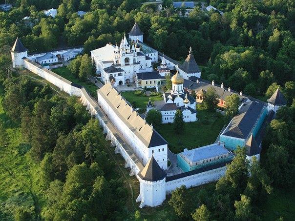 Звенигород – русская Швейцария в Подмосковье