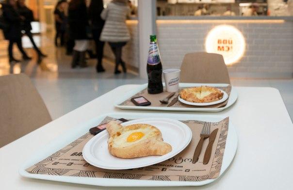 Места, где можно недорого перекусить в Москве