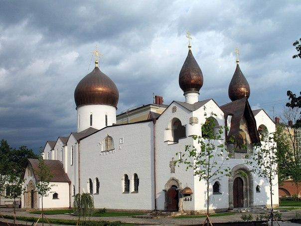 Восемь самых спокойных мест Москвы