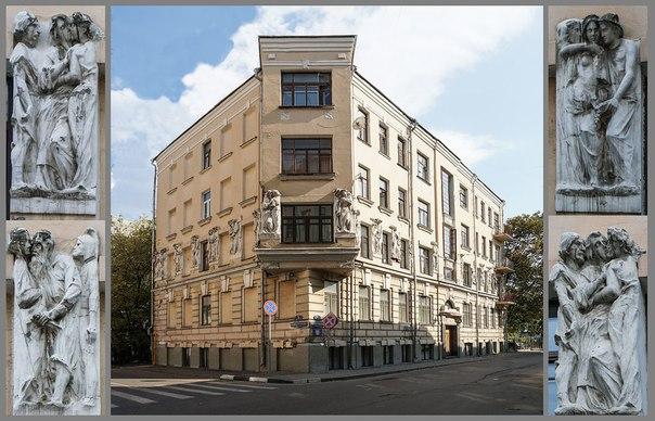 Места, где в Москве до революции располагались дома терпимости