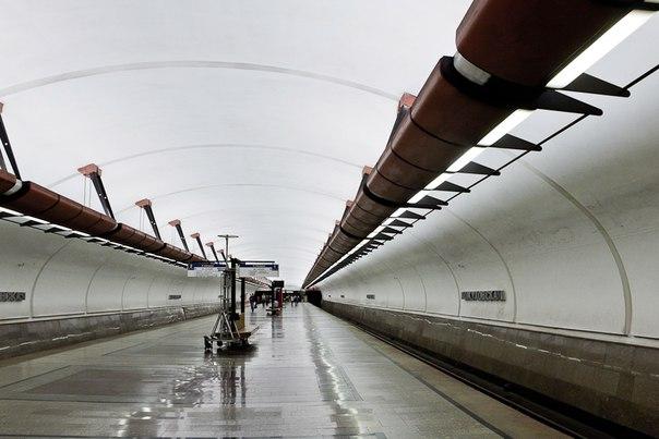 Десять любопытных фактов о станциях московского метро