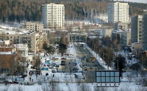 Закрытые города СССР