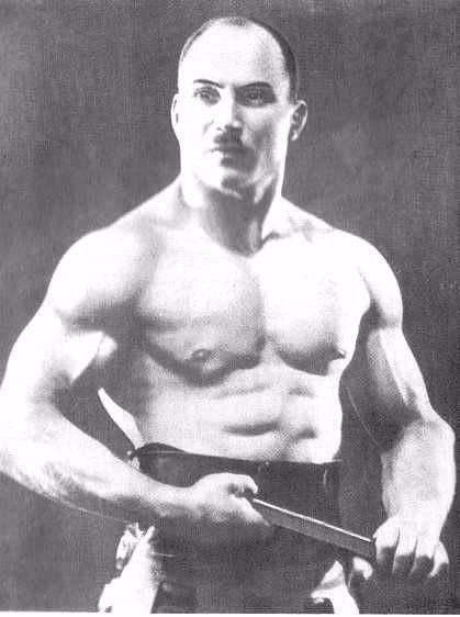 Александр Засс (Железный Самсон)