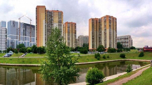 Семь интересных районов Москвы