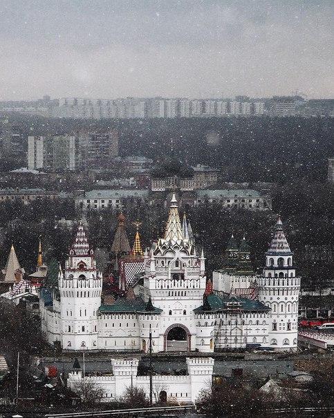 Пять полезных и дешёвых московских рынков