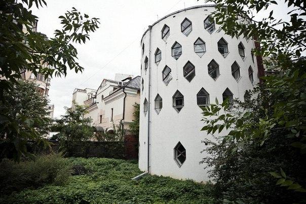 Птнадцать самых красивых домов Москвы
