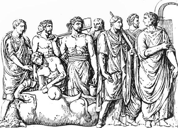 Враждебное отношение к гаданиям было особенностью не только классической античности
