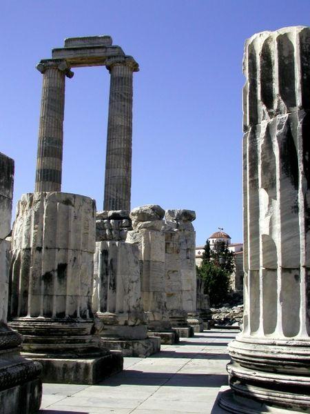 Дидима — античный город