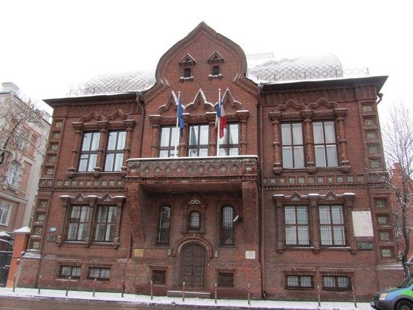 Москва потусторонняя