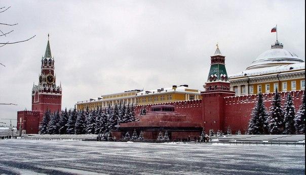 История появления Красной площади в Москве