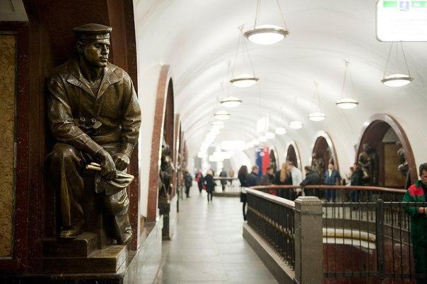 Двадцатка интереснейших станций метро Москвы