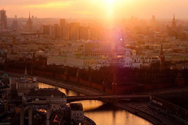 Семь самых красивых набережных Москвы