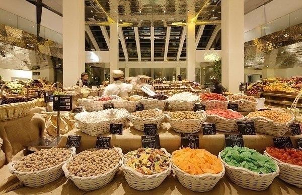 Пятнадцать лучших рынков Москвы