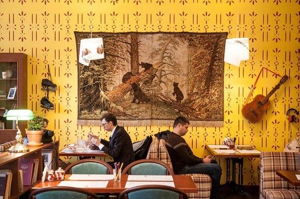 Пятнадцать московских кафе и ресторанов с советской атмосферой
