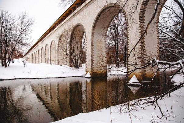 Ростокинский акведук – первый московский водопровод