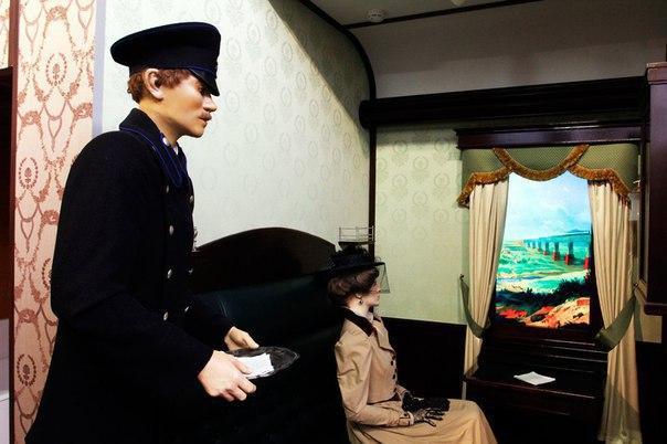 Десять ведомственных музеев: полиция, почта, телеграф, Большой Театр и другие