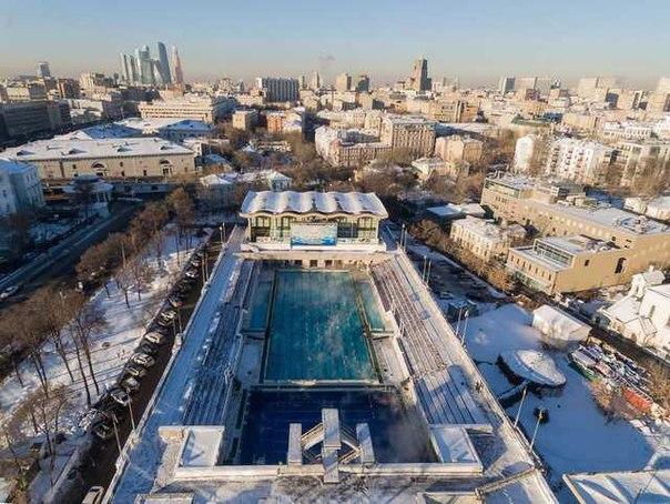 Где получить долю спокойствия в Москве