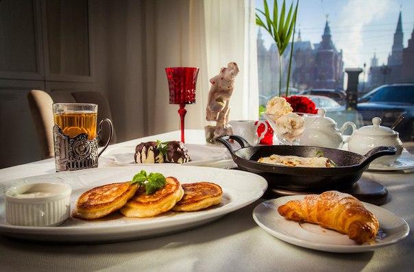 Семь ресторанов с национальной русской кухней