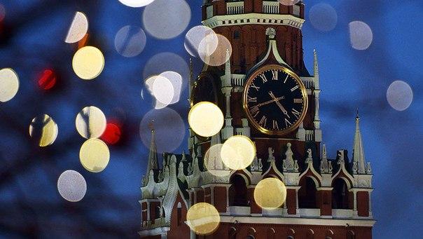 Пять самых знаменитых часов Москвы
