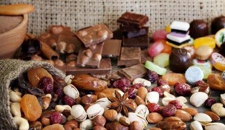 Пять мест, где в Москве можно купить полезные сладости