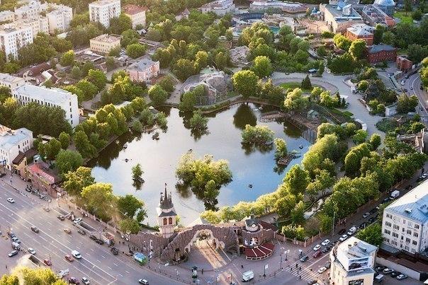 Интересные факты о Московском зоопарке
