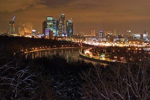 Где в Москве полюбоваться рассветом и закатом