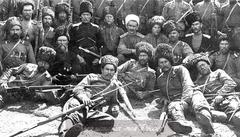 Партизаны Первой мировой войны, подвиг отряда Леонтьева